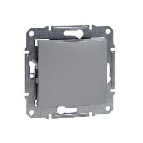 Łącznik 1-biegunowy Schneider Sedna SDN0100160 aluminium