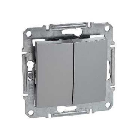 Łącznik świecznikowy Schneider Sedna SDN0300160 aluminium
