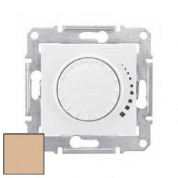 Ściemniacz przycisk-obr. Schneider Sedna RL 60-500VA SDN2200523 kremowy
