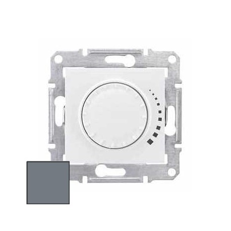 Ściemniacz przycisk-obr. Schneider Sedna RL 60-500VA SDN2200560 aluminium