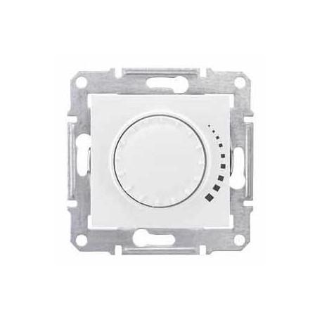 Ściemniacz obrotowy Schneider Sedna RC 25-325VA SDN2200621 biały