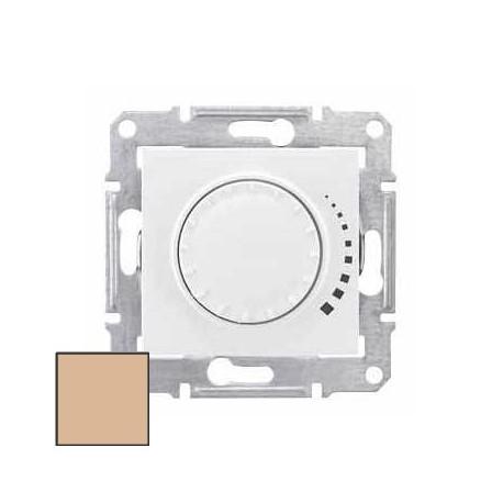 Ściemniacz obrotowy Schneider Sedna RC 25-325VA SDN2200623 kremowy