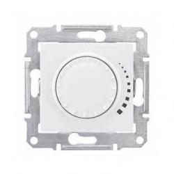 Ściemniacz przycisk-obr. Schneider Sedna RC 25-325VA SDN2200721 biały
