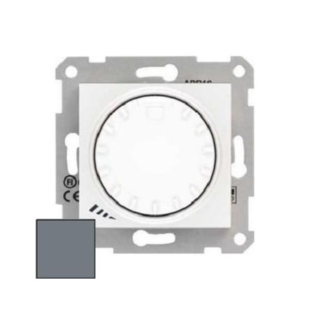 Ściemniacz przycisk-obr. Schneider Sedna RL 1000VA/600W SDN2200960 aluminium