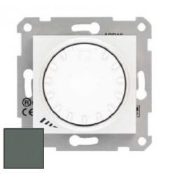 Ściemniacz przyciskowo-obrotowy Schneider Sedna RL/RC SDN2201168 satyna