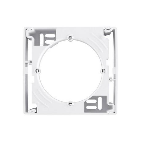 Podstawa naścienna Schneider Sedna SDN6100121 biały