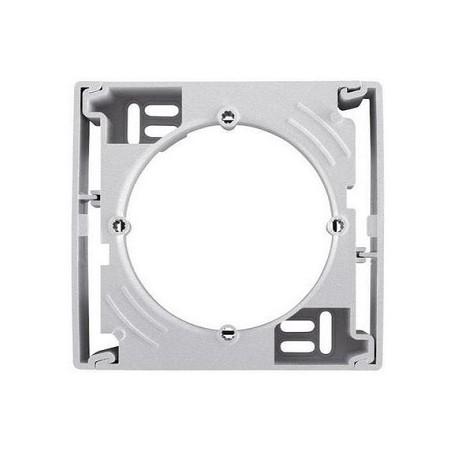 Podstawa naścienna Schneider Sedna SDN6100160 aluminium