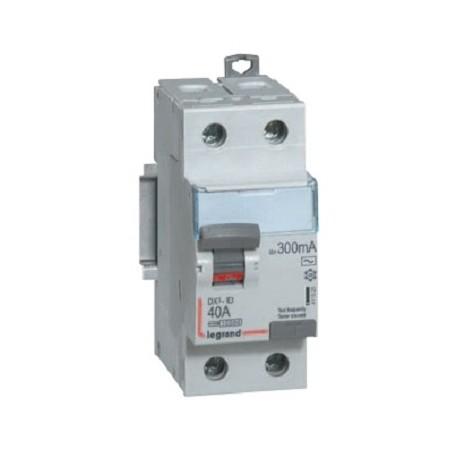 Wyłącznik różnicowoprądowy Legrand 411506 P302 DX3 63A 30mA 2P AC