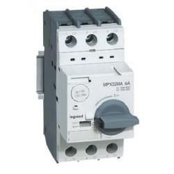 Wyłącznik silnikowy Legrand 417343 MPX3 32MA 0,63A z wyzwalaczem magnetycznym
