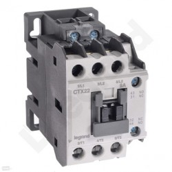 Stycznik Legrand CTX3 416086 3P 9A 1NO1NC 230V AC