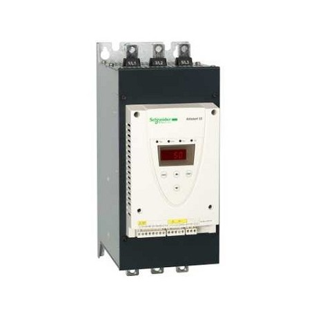 Softstart Schneider Altistart 22 ATS22C17Q 90kW 170A 3x240/440V AC