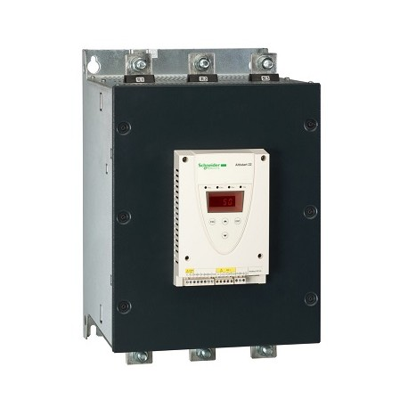 Softstart Schneider Altistart 22 ATS22C59Q 315kW 590A 3x240/440V AC