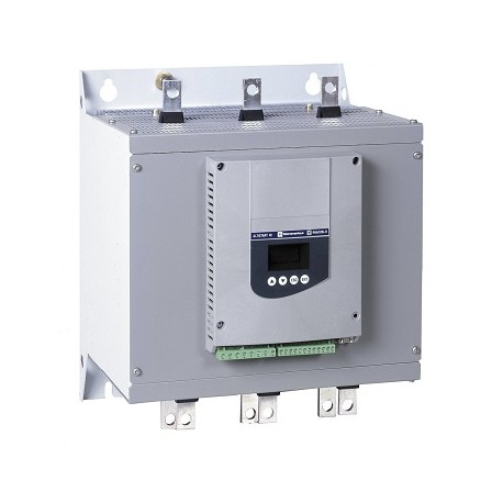 Softstart Schneider Altistart 48 ATS48C25Q 132kW 233A 415V AC