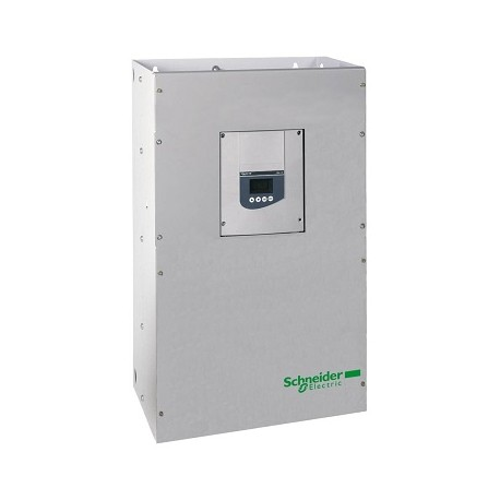 Softstart Schneider Altistart 48 ATS48C48Q 250kW 437A 415V AC