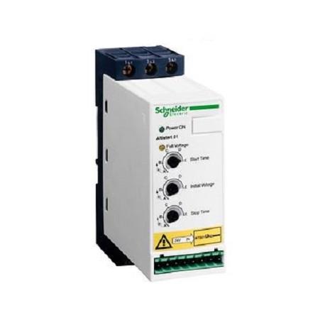 Softstart Schneider Altistart 01 ATS01N206QN 6A 380/415V AC