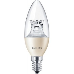 Źródło światła LED Philips MAS LEDcandle DT 827 E14 B38 6-40W