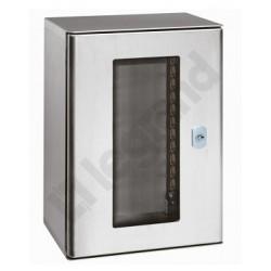 Obudowa metalowa z drzwiami szklanymi Legrand Atlantic Inox 035221 400x300x200 IP66