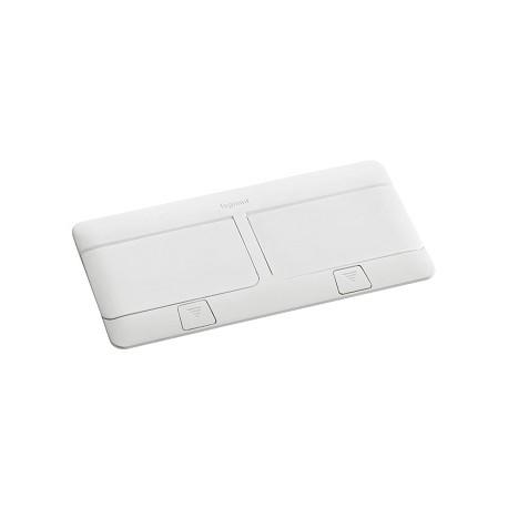 Minipuszka Pop-Up Legrand 8 mod biały błyszczący