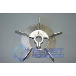 Przewietrznik do silnika WD 132 B 25x180 aluminium