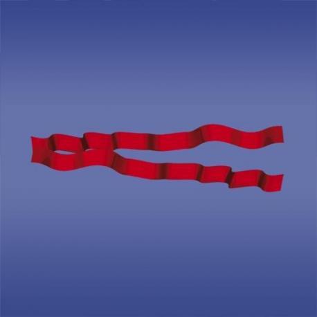 """TO2 Taśma """"czerwona"""" (195 x 0,09 - 100mb)"""