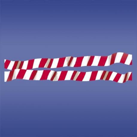 """TO6 Taśma """"biało-czerwona"""" (80 x 0,05 - 100mb)"""