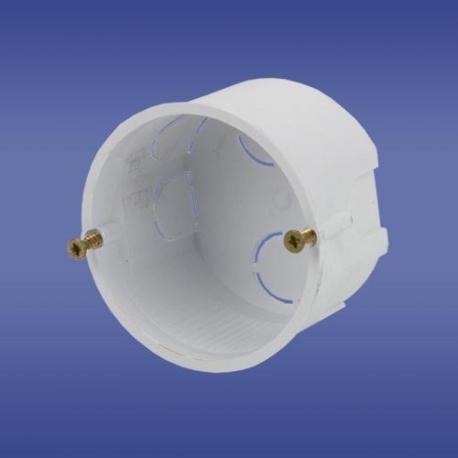 PKpw-Ø 60 x40 puszka instal z wkretami