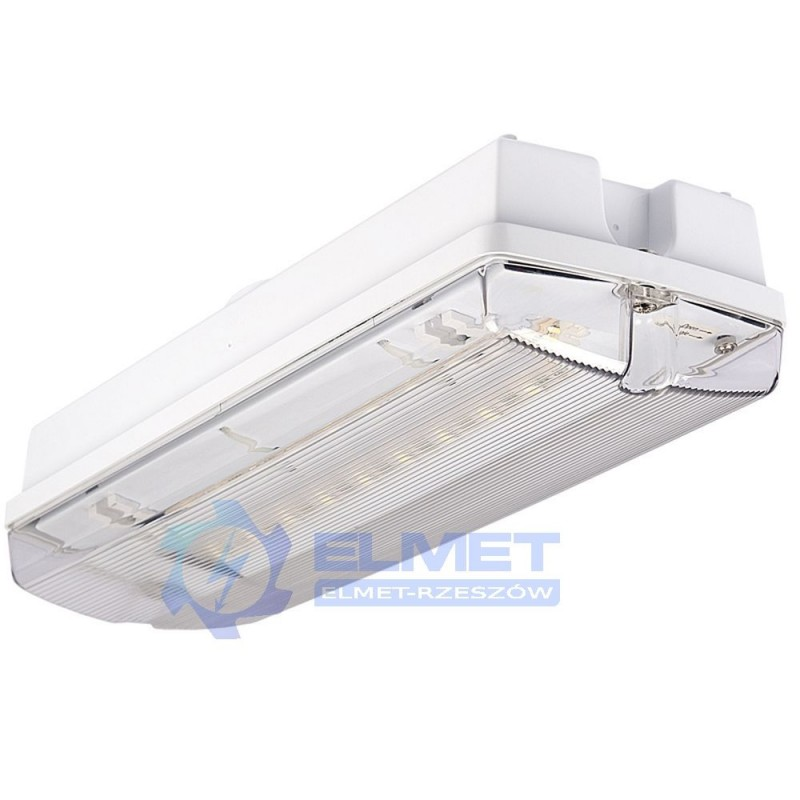 Lampa awaryjna Intelight ORION LED 3h SA/A IP65