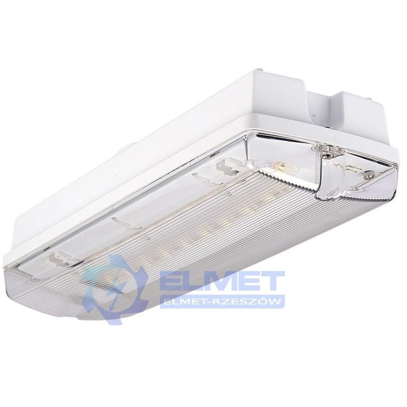 Lampa awaryjna Intelight ORION LED 3h SA/A IP65 Ni-MH