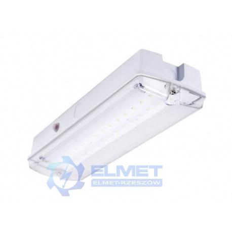 Lampa awaryjna Intelight ORION LED 7 W 3h A IP65
