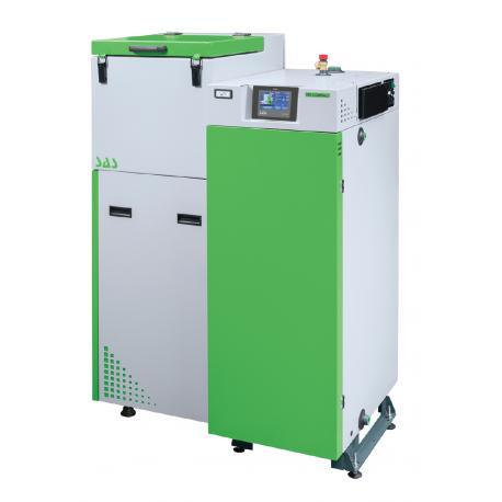 Kocioł SAS BIO COMPACT Pelletowy 5 KLASA 10-25 kW