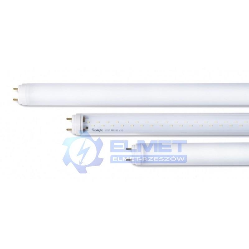 Świetlówka LED awaryjna Intelight FEST PRO LED ALU-PMMA AC1S 9 W AE 5000K mleczna