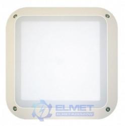 Plafon Intelight COSMIC LED quad udaroodporny IP66 9W