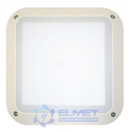 Plafon Intelight COSMIC LED quad udaroodporny IP66 9W