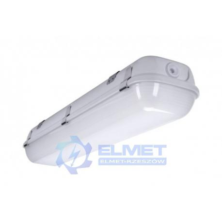 Lampa hermetyczna Intelight WARS LED deluxe 60 strong 24W 4000K