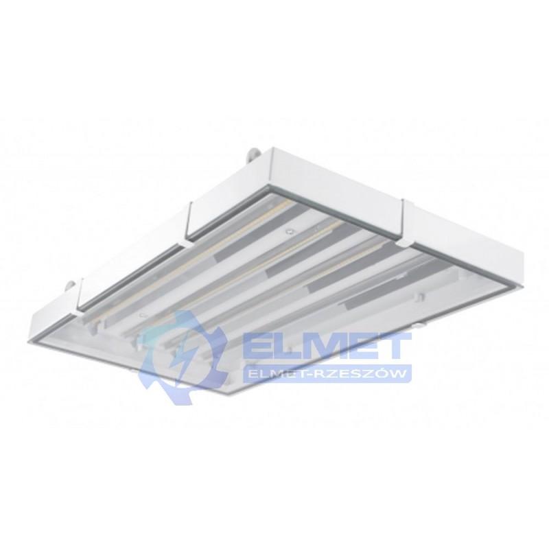 Lampa Intelight Praktika LED SILVER 105W 4000K