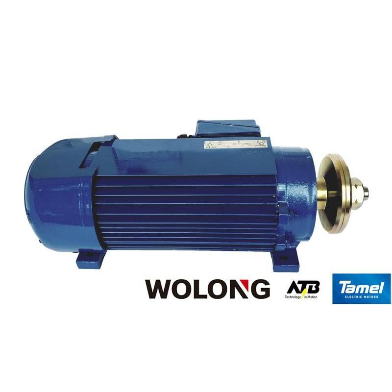 Silnik elektryczny trójfazowy Tamel 4SKG80-2B-IE2 1.1 kW B5