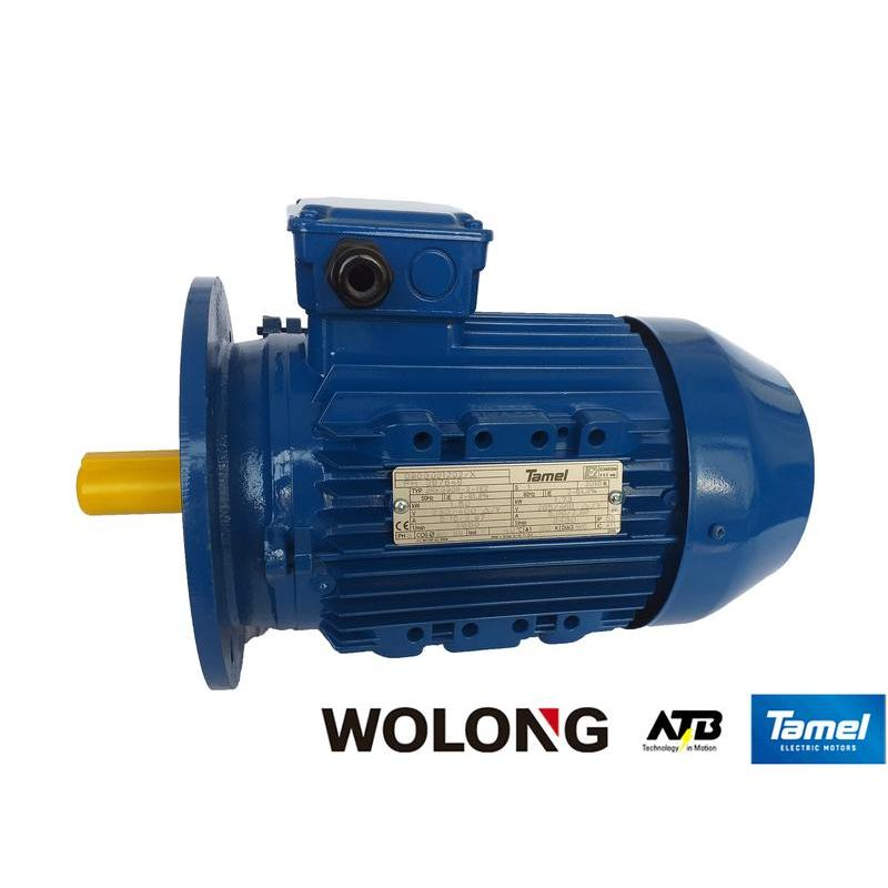 Silnik elektryczny trójfazowy Tamel 4SKG132M-6B-IE3 5.5 kW B5
