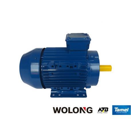 Silnik elektryczny trójfazowy Tamel 4Sg132M-6A-IE3 4 kW B3