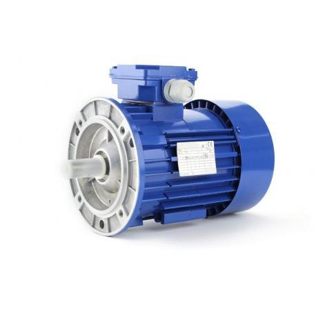 Silnik Elektryczny Trójfazowy Besel SKh 63-4A1 0.12 kW B14/1