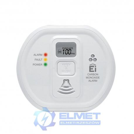 Czujnik tlenku węgla (czadu) Ei Home Ei207D z wyświetlaczem