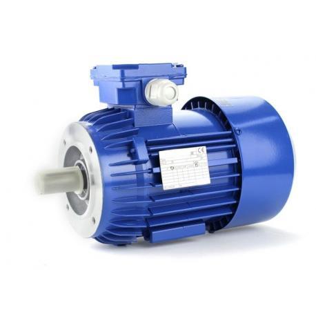 Silnik elektryczny jednofazowy Besel SEKh56-4C 0,12 kW ,B14/2 kołnierzowy