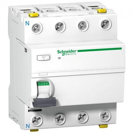 Wyłącznik różnicowoprądowy iID-40-4-100-Si 40A 4-biegunowy 100mA typ Si