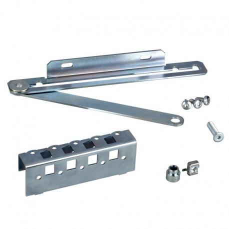 Mechaniczny ogranicznik drzwi Spacial SM 105° otwarcia