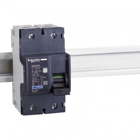 Wyłącznik nadprądowy NG125N-C80-2 C 80A 2-biegunowy
