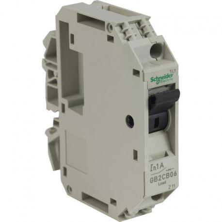 Wyłącznik silnikowy miniaturowy GB 1A 1P
