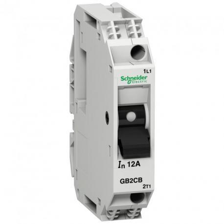 Wyłącznik silnikowy miniaturowy GB 2A 1P