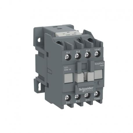 Stycznik mocy TeSys TVS AC3 25A 3P 1NO cewka 220V 50HZ