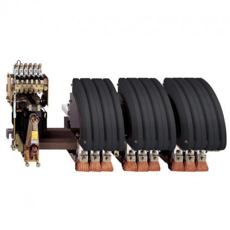 Stycznik mocy TeSys LC1 1800A 3P 2NO 2NC cewka 220VAC