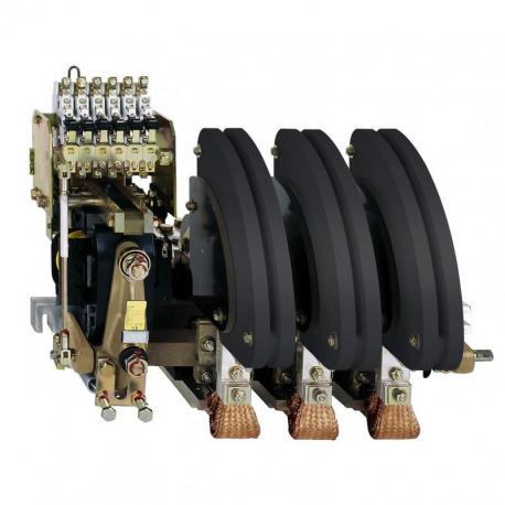 Stycznik mocy TeSys LC1 1000A 3P 2NO 2NC cewka 230VAC