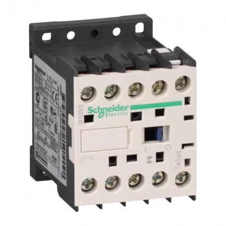 Stycznik mocy TeSys K 6A 3P 1NO cewka 24VDC zaciski skrzynkowe